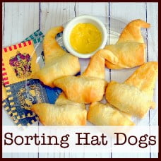 Harry Potter sorting hat dogs