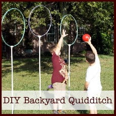 diy backyard quidditch
