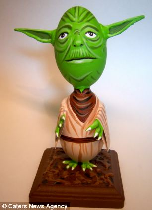 Star Wars Yoda Easter Egg