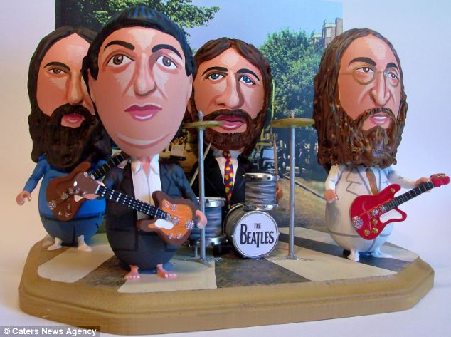 The Beatles Bands Easter Eggs