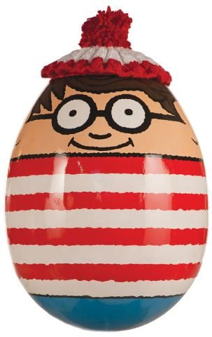 Where's Waldo Easter Egg