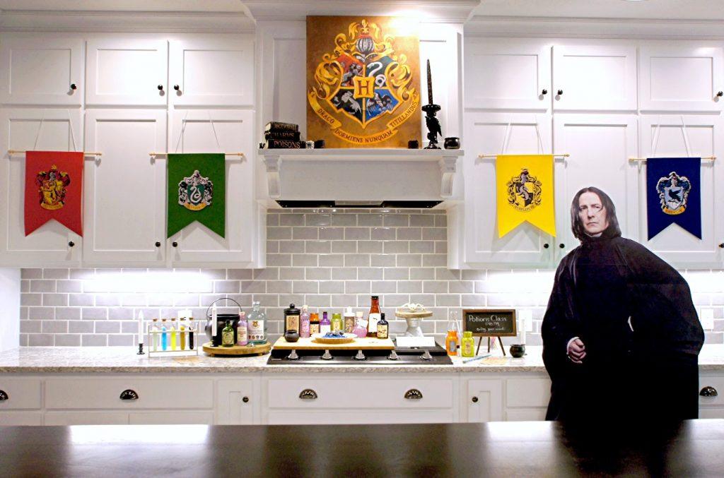 Harry Potter Potions Class Ideas