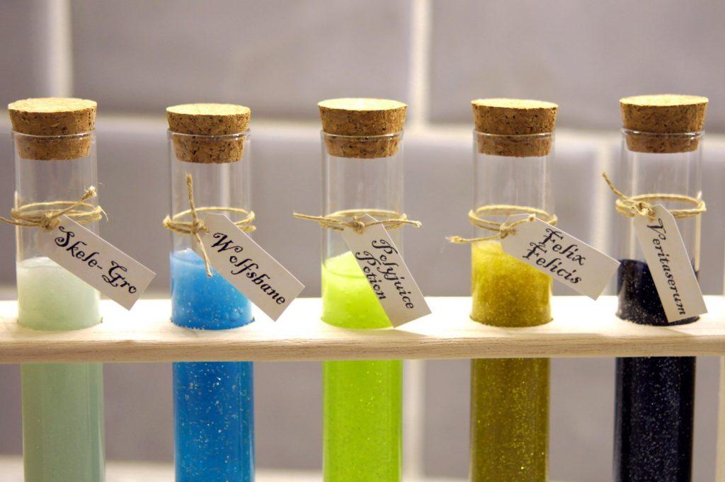 Harry Potter Slime Potions