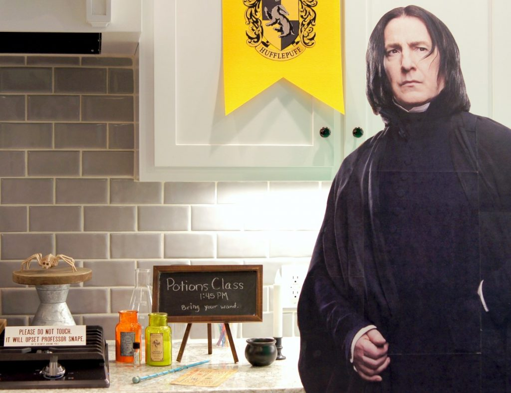 Potions Class with Severus Snape